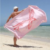 hamam-towel-kolibri-roze-background