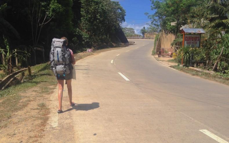 solo-backpacker
