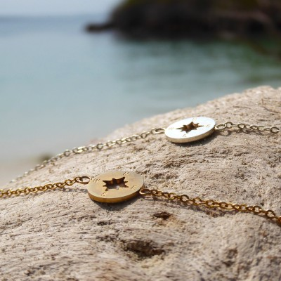 Bracelet Compass