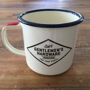 enamel mug travel adventure