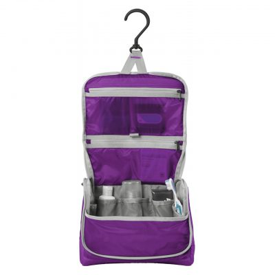Toiletry kit Eagle Creek purple
