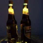 bottle light beer bottle