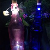 bottle light sphere