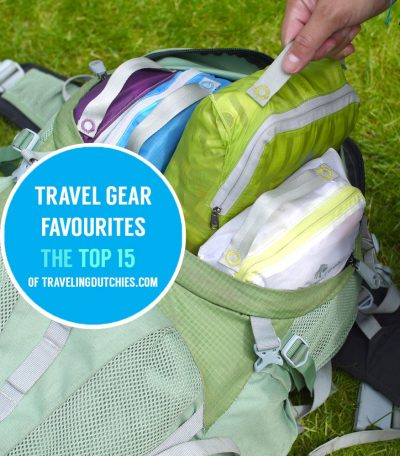 Our absolute all-time favorite travel gear!