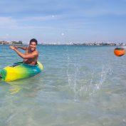 waboba bouncing ball water
