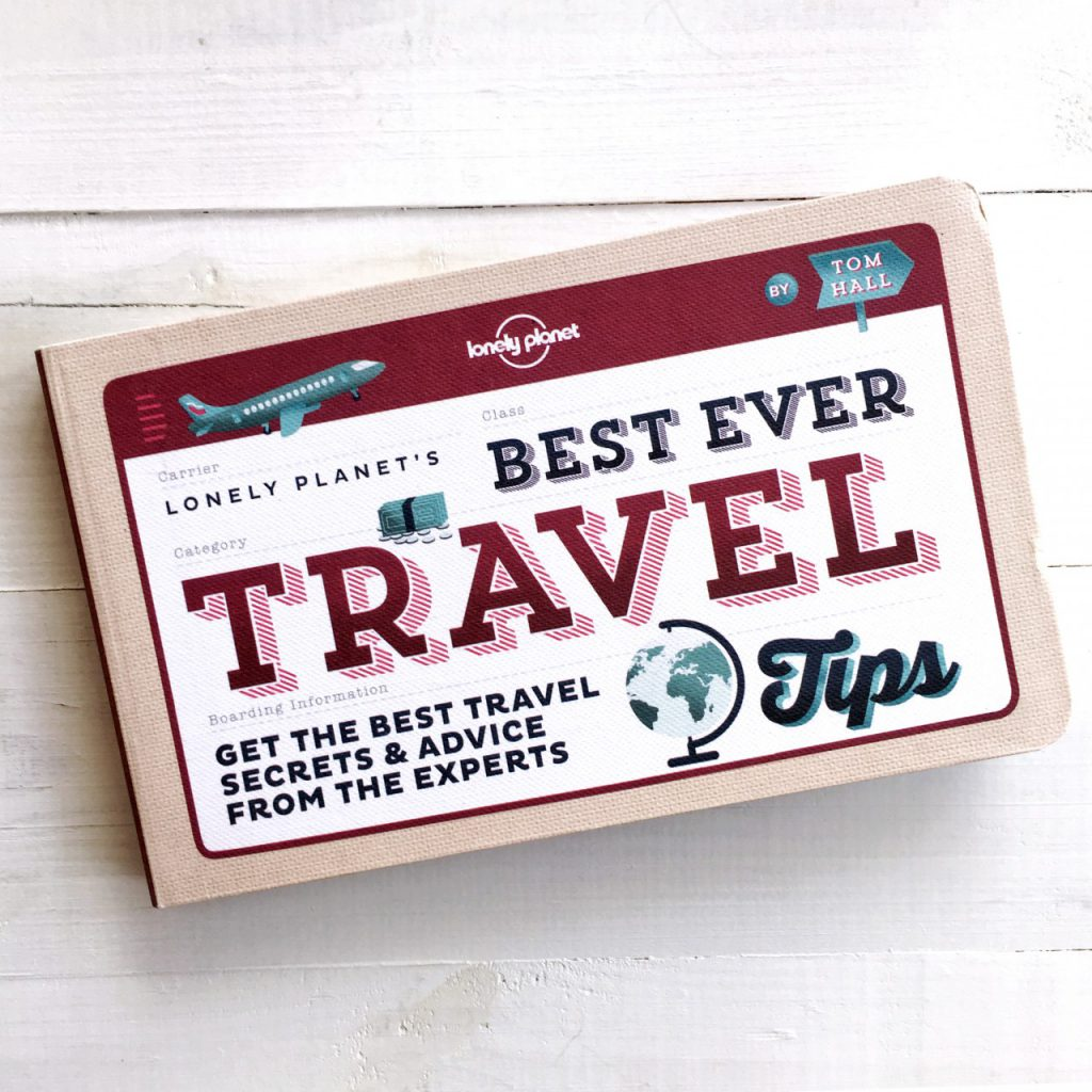 best ever travel tips book