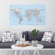 Dive-map-livingroom