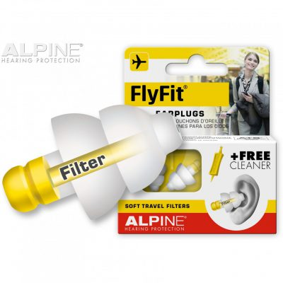 Alpine earplugs
