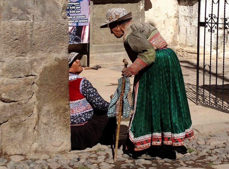 Peru-woman