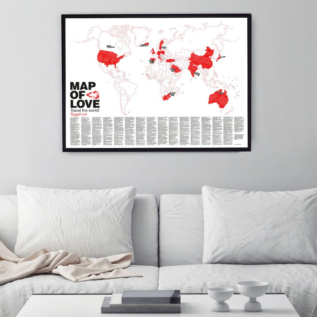 Map-of-love-valentine