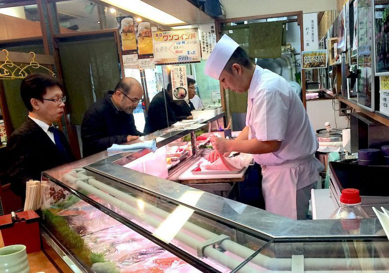 Japan-Sushi-fishmarket