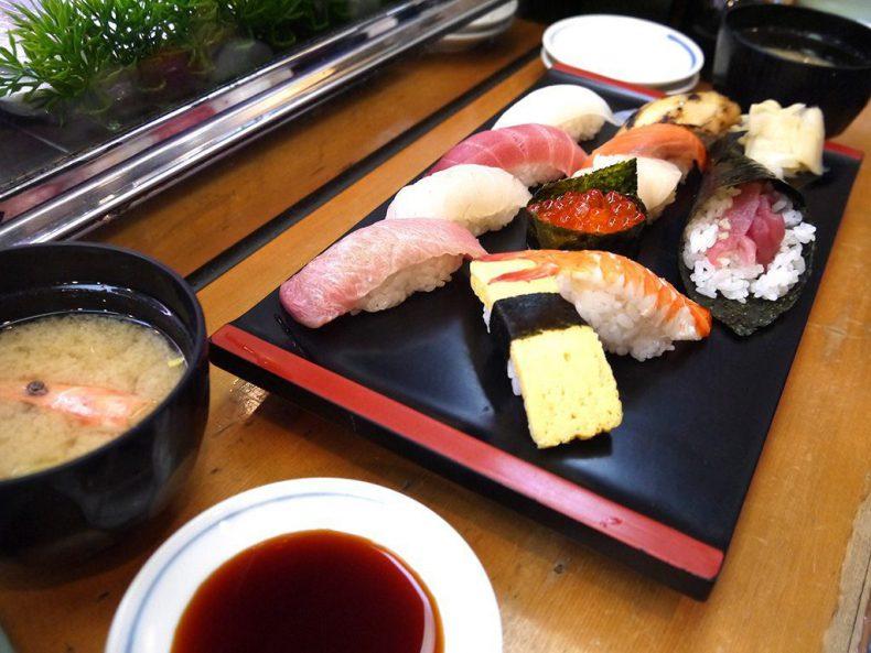 Japan-Tokyo-food