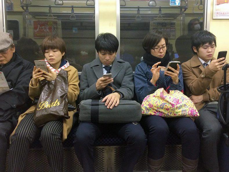 Japan-Tokyo-Japanese-phone