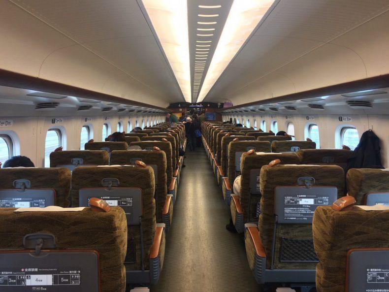Japan-trein