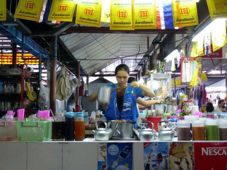 Thailand-Bangkok-context-travel-lokale-market