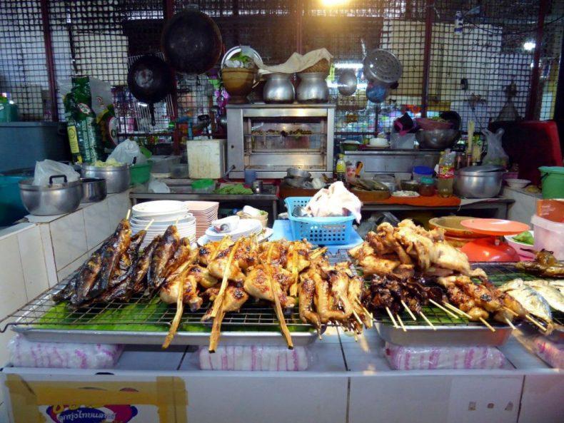 Thailand-Bangkok-local-markets