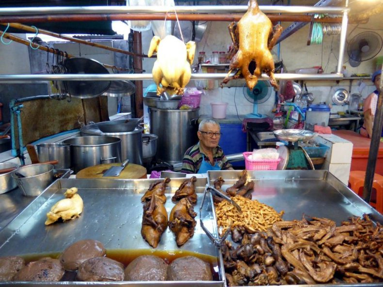 Thailand-Bangkok-local-streetfood-vendor