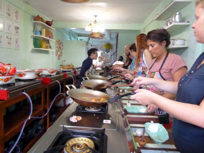 Thailand-Bangkok-Silom-cooking-classes