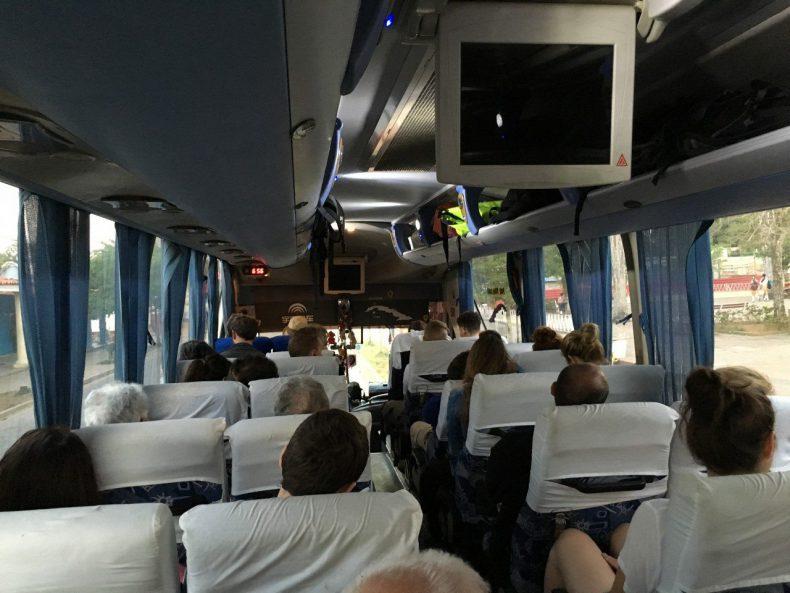 Cuba-Bus