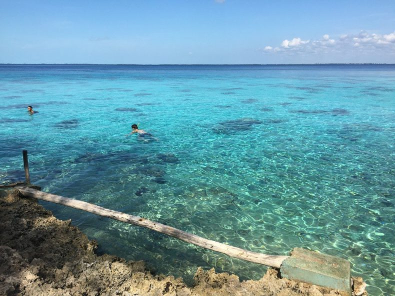 Cuba-Snorkeling