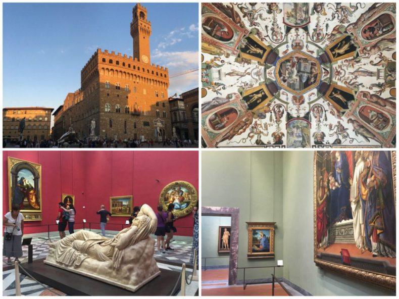 Italy-Florence-uffizi-museum