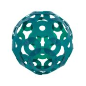FOOOTY-foldable-soccer-ball-green