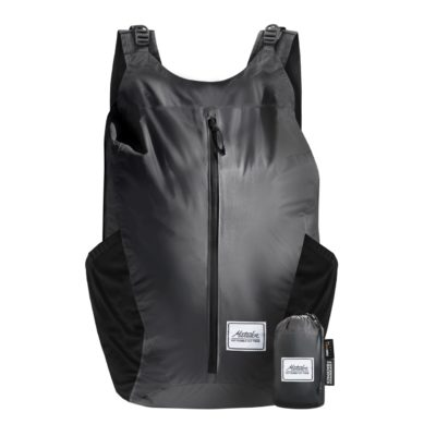Waterproof packable backpak
