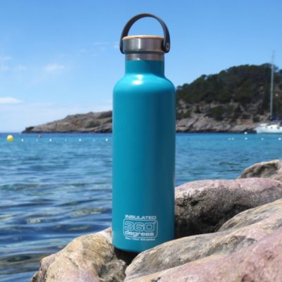 360° Outdoor Insulated Water Bottle