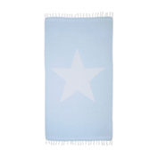 SeaHorse-Blue-Hamam-Towel-star