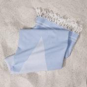 SeaHorse-hamam-towel-blue