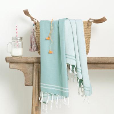 SeaHorse-Hamam-Towel-Mintgreen