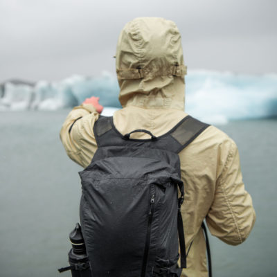 Waterproof packable backpack