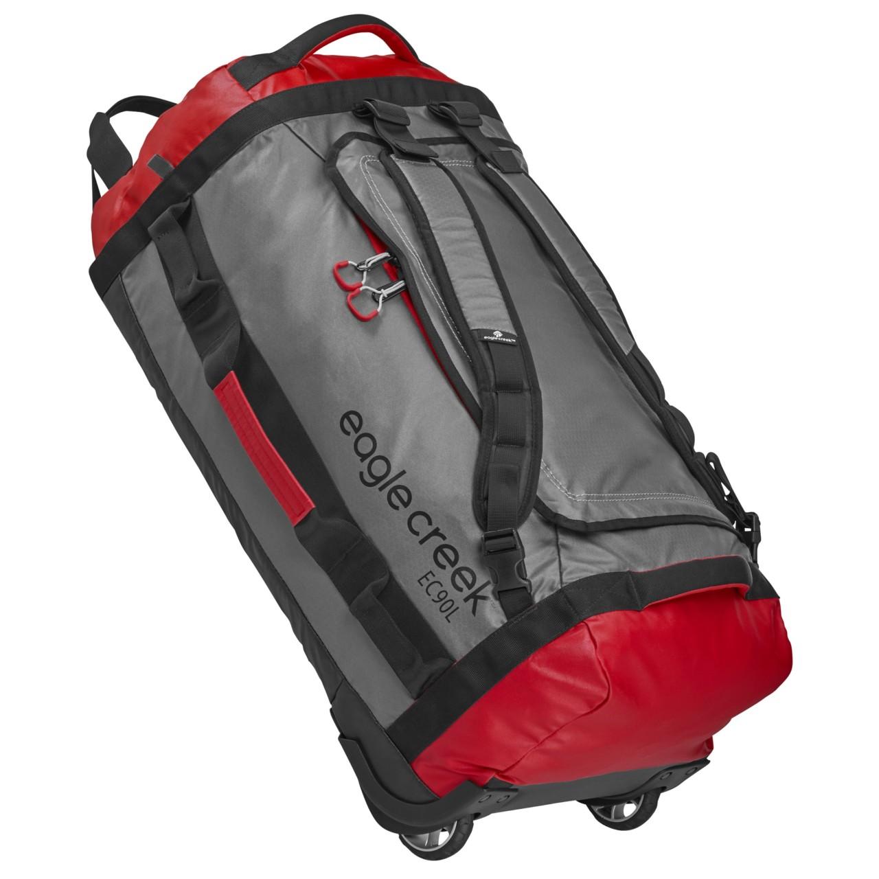 Ultra-light Waterproof Duffel Travel Bag on Wheels, 90 ...