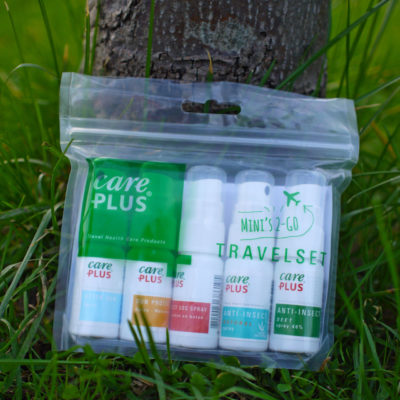 Care Plus Travel Set Minis