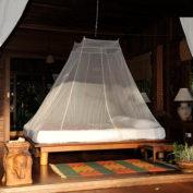 double-mosquito-net