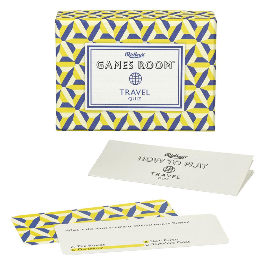 Ridleys-travel-quiz