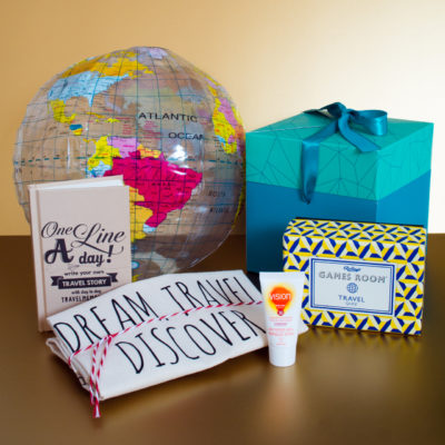Gift set happy travels M