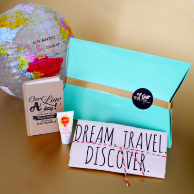 Gift set happy travels S