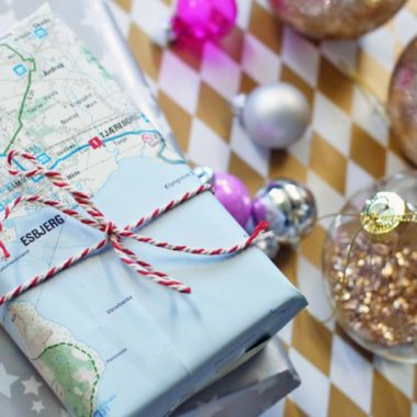 The most popular Christmas gifts for travelers, under € 30,-