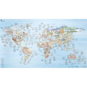 climbing-destinations-world-map