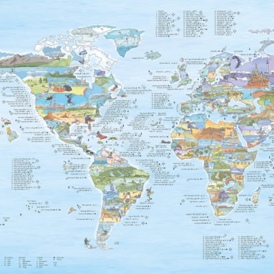 kitesurf-spots-world-map