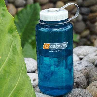 Nalgene water bottle (wide mouth)