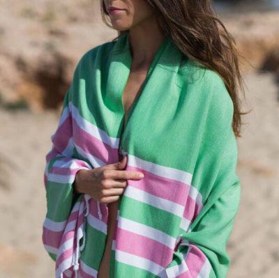 Hammam towel 'Romance'