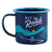 camping-mug-enamel-hit-the-road