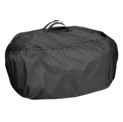 2- in- 1 flight bag and rain cover