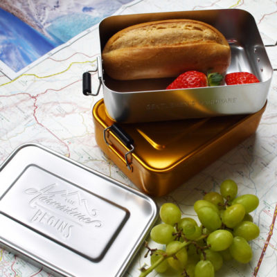 Lunch box 'adventure'