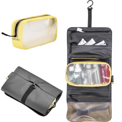 Travel toiletry kit (2 in1), Cocoon minimalist
